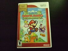 Replacement Case (NO GAME) SUPER PAPER MARIO  NINTENDO WII