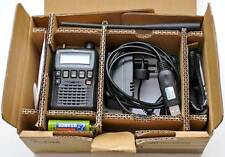 ICOM IC-R6 RADIO RICEVITORE Portable Receiver Police Fire EMS Scanner 0.1-1309.9