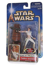 Hasbro Star Wars Padme Amidala Arena Escape Attack of the Clones Action Figure