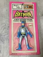 "MEGO BATMAN 1972 Vintage in Original Package 5"" Action Figure Super-Heros!"