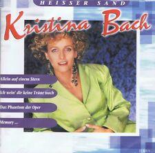 Kristina Bach - Heisser Sand - CD NEU - Hits Beste - Hernando's Hideaway
