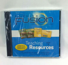 Science Fusion Teaching Resources Grade 5 DVD-Rom eSE Houghton Mifflin Harcourt