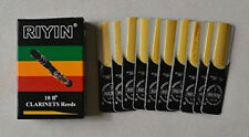 Clarinet Reeds Strength 2 , 10-pack