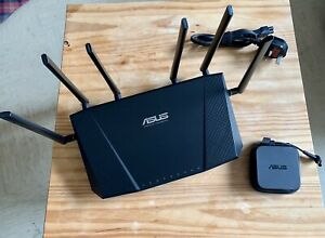 ASUS RT-AC3200 1750 Mbps Tri-band Gigabit Wireless AC Router