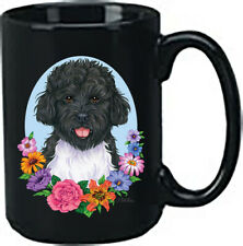 Portuguese Water Dog Black Ace Mug (Tp) 99120