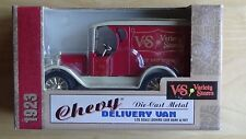 ERTL V&S Variety Stores 1923 Chevy Delivery Van Die Cast Locking Bank NEW in Box