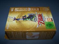 La Leyenda de Zelda Skyward Sword Caja Grande-WII-Reino Unido PAL-Nuevo Y Sellado De Fábrica