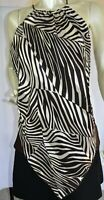 Carrie Allen Stripe Top Size Medium Pre-owned Nice
