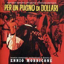 per Un PUGNO Di DOLLARI Fistful of Dollars Ennio Morricone 2006 CD