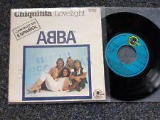 Abba - Chiquitita 7'' Single SUNG IN SPANISH