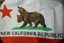 Fallout Loot Crate NCR Flag 2ft x 3ft
