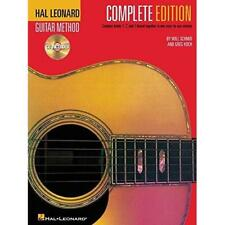 Hal Leonard Guitar Method, Complete Edition: Books 1, 2 and 3 (Plastic Comb)