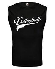 Muskelshirt ärmellos Tank Top Volleyball Logo Fanshirt Trikot kaufen Zubehör