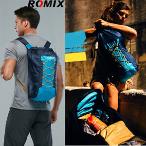 Stylish Foldable Backpack Hiking Outdoor Sport 20L Camping Bag Travel Rucksack