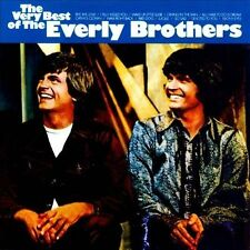 The Very Best of the Everly Brothers by The Everly Brothers (CD, Jun-2011, Warne