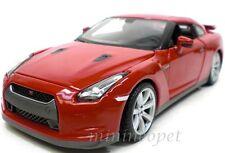 MAISTO 31294 2009 09 NISSAN SKYLINE GTR GT-R R35 1/24 RED