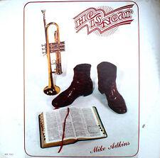 Mike Adkins - He Is Near - cassette tape