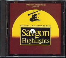 Miss Saigon: Highlights From The Complete Recording  CD