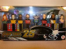 Star Trek The Next Generation PEZ Collector's Series NIB limited edition NEW