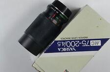 Yashica 75-200/4.5