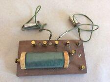 Vintage Electric Shock Machine