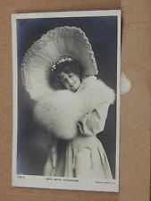 Postcard Actress Marie Studholme Rotary Real photo posted 1912 xc3