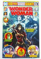 DC WALMART 100-PAGE Giant WONDER WOMAN (2019) #1 Newsstand HTF Ships FREE!