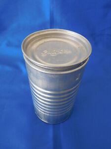 Boite de lait GUIGOZ ancienne, en aluminium