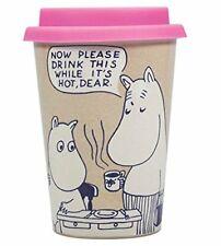 MOOMIN Comics Strip TRAVEL MUG with LID Huskup Eco Biodegradable