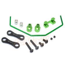 Gpm Aluminum Anti Roll Bar Set Green Axial Yeti Ep 1:10 Rc Car 4Wd #Yt311Fl-G