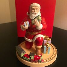 Lenox Freight Train To Santa 2016 Annual Limited Edition Christmas Figurine New