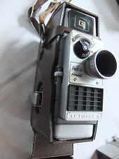 8mm Vintage Movie Cameras Bell and Howell
