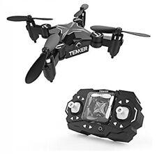 TENKER Skyracer Mini RC Helicopter Drone for kids or beginner Quadcopte w/ Altit