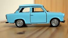 TRABANT 601 Blue collector welly nex scale 1/43 voiture miniature