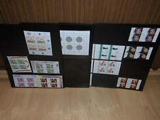 Sammlung Bund VIERERBLOCK postfrisch 160 Stück 1998-2000 viele Eckrand (1475)