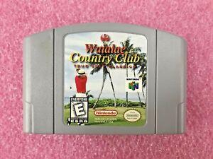 Waialae Country Club: True Golf Classics Nintendo 64