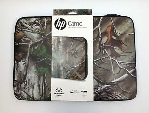 HP X4K1144 Realtree Pattern Camo Special Edition 15.6 inch Laptop Sleeve Case