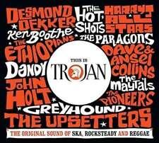 Various - This Is Trojan (Original Sound of SKa, Rocksteady & Reggae) NEW 3 x CD