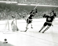 Bobby Orr WINNING GOAL 1970 Stanley Cup Boston Bruins Premium POSTER Print