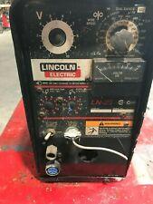 LINCOLN LN-25 WIRE FEEDER, MIG / FLUX CORE WITH TWECO MIG GUN