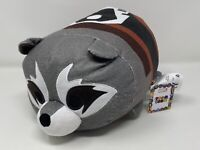 Rocket Raccoon Guardians Of The Galaxy Tsum Tsum Marvel Disney Store 12""