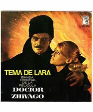 DOCTOR ZHIVAGO: TEMA DE LARA. Single, 45 RPM. MGM records, 1966.