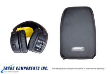 BOSE A20 AVIATION STAND-ALONE HEADSET WITH CARRYING CASE, 324843-0010