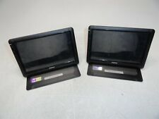 "Lot of 2 Mimo UM-720s 7"" Portable Mini USB Touch Screen Monitor Defective AS-IS"
