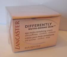 Lancaster anders Ernährung-Dermo Skin-Eye Multi-revitalisierende Creme 15ml, OVP
