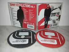 2 CD TOMMY VEE - SELECTIONS VOLUME 2 - GRAY AXWELL JONES A-HA