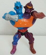 Two Bad Round Back Vintage 1984 He-man Masters Universe Figure MOTU Mattel
