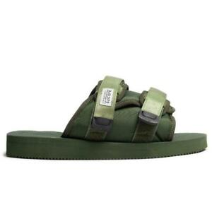 NEW IN BOX! UNISEX SUICOKE Moto-Cab Olive Sandals Slides Slippers OG-056CAB 5-12