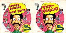 DISCO 45 GIRI   SAM CLARTE ORCHESTRA - SANSOO DANCING / SOUL PARTY