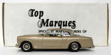 Top Marques 1/43 Scale HE7 - 1966-67 Alvis TF Saloon - Gold